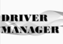 ドライバーマネージャ ロゴ